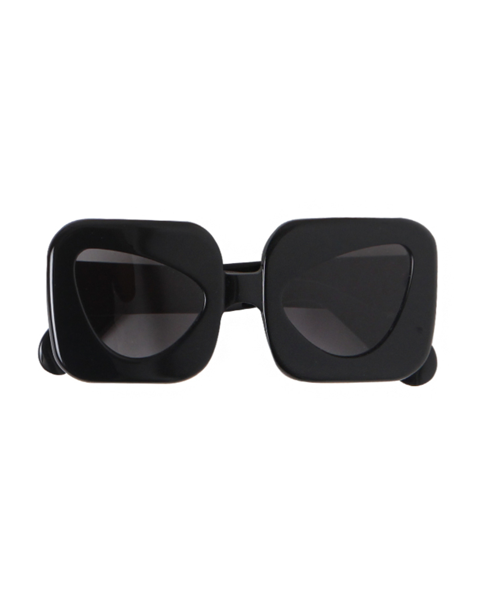 BOLD SQUARE FRAME SUNGLASSES