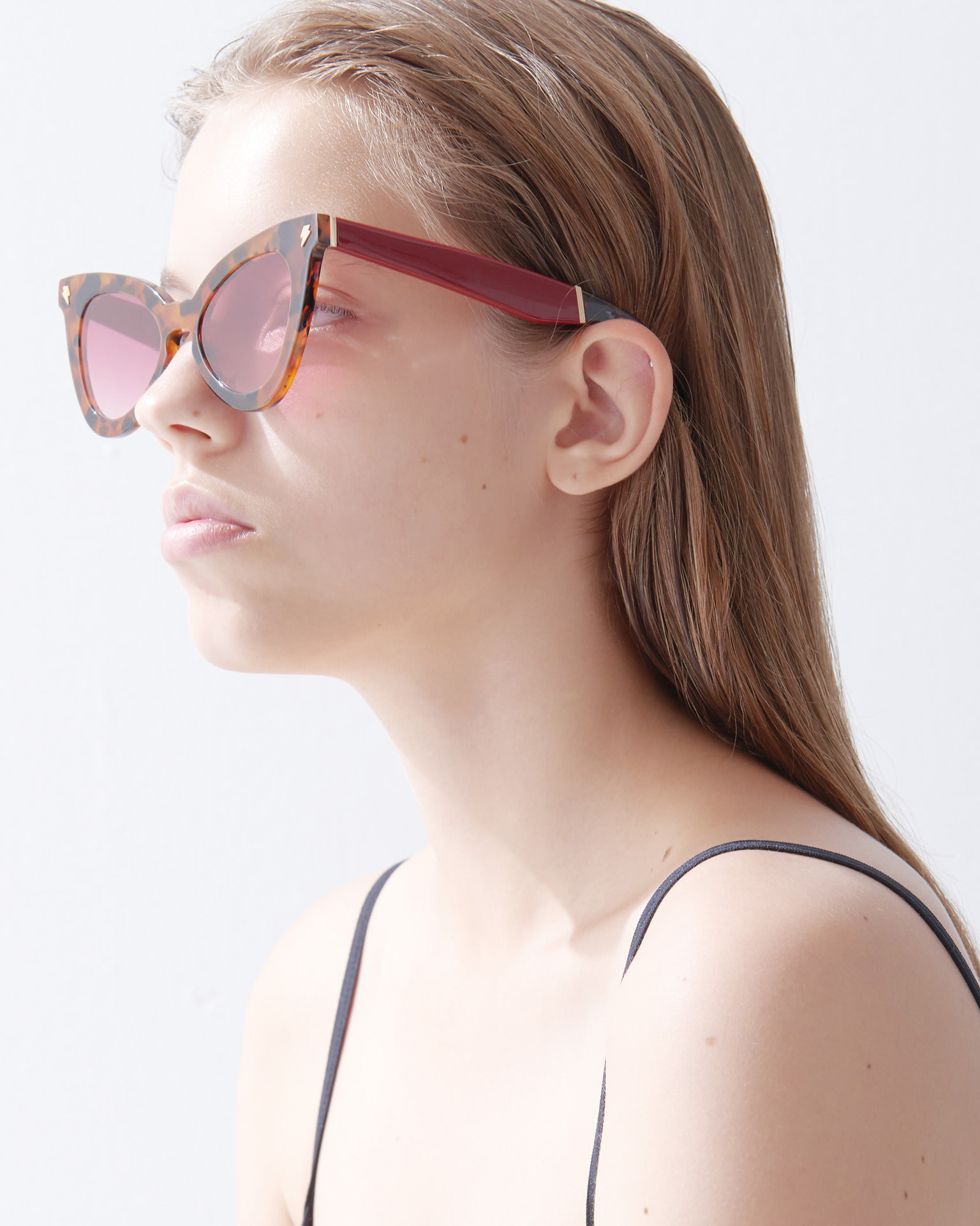 MIX TEMPLE SUNGLASSES