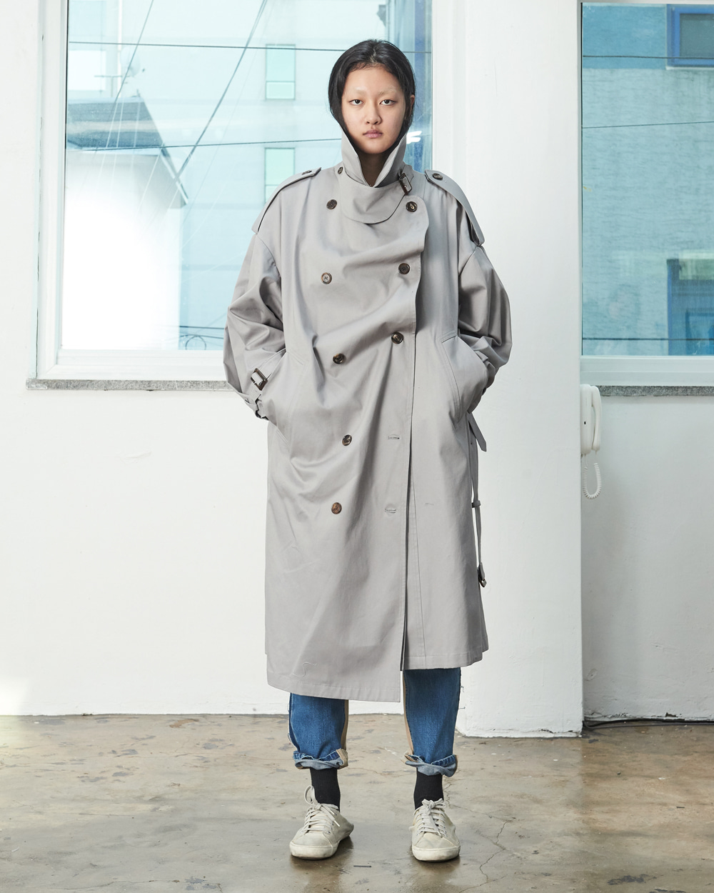 SWAY TRENCH COAT