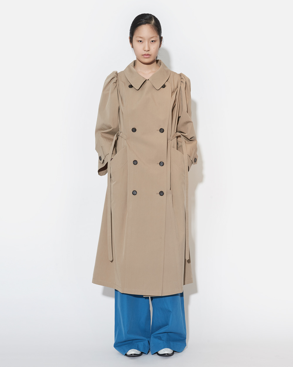SS19 TRANSFORMER TRENCH COAT