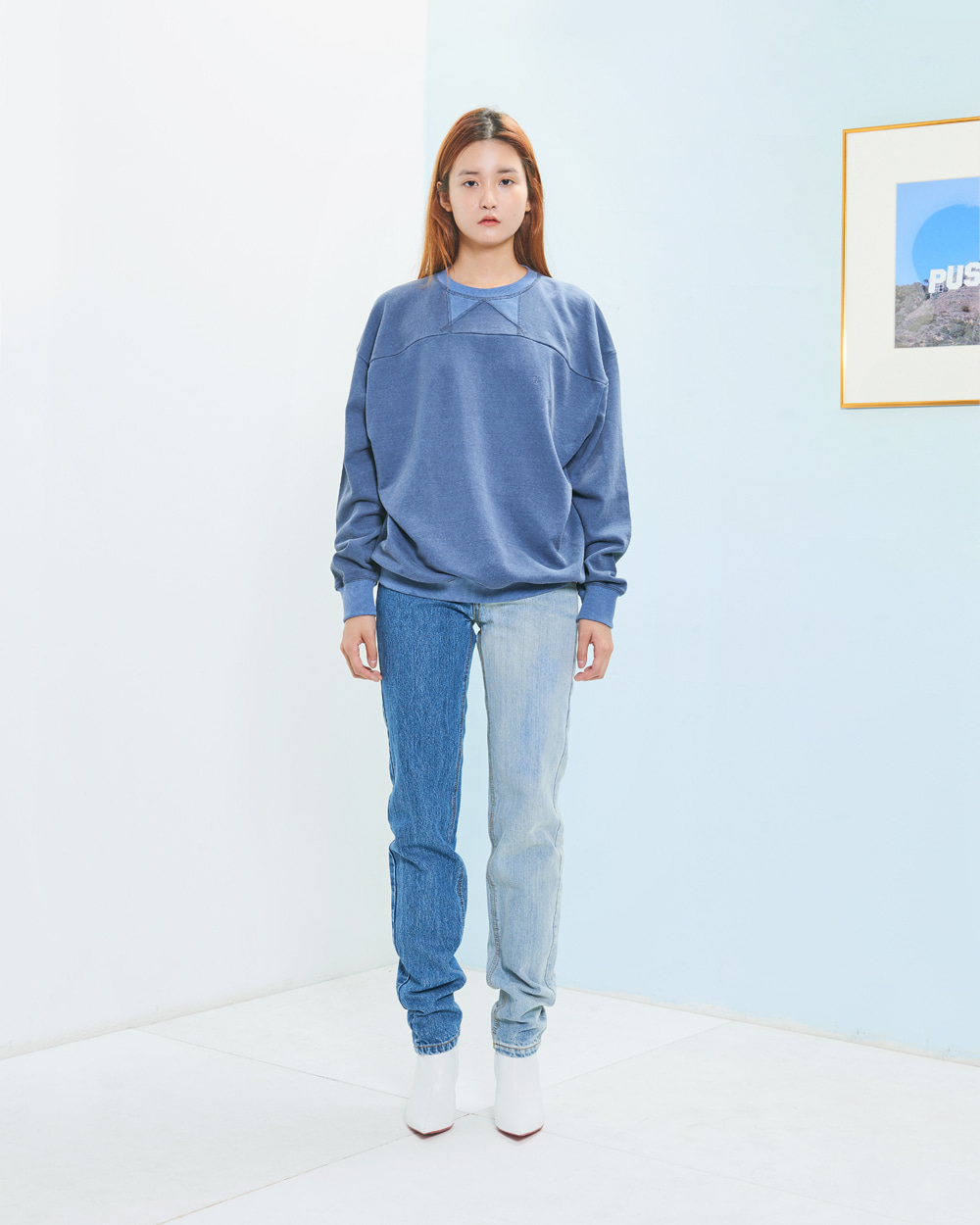 PF19 VIVID SWEAT TOP