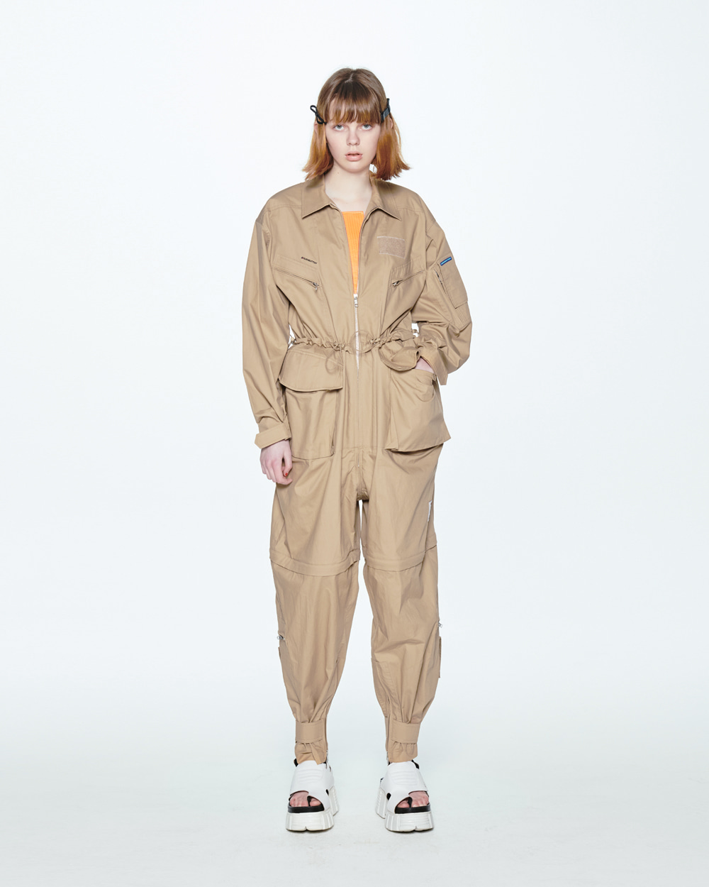 SS20 OVERBLOWN JUMPSUIT