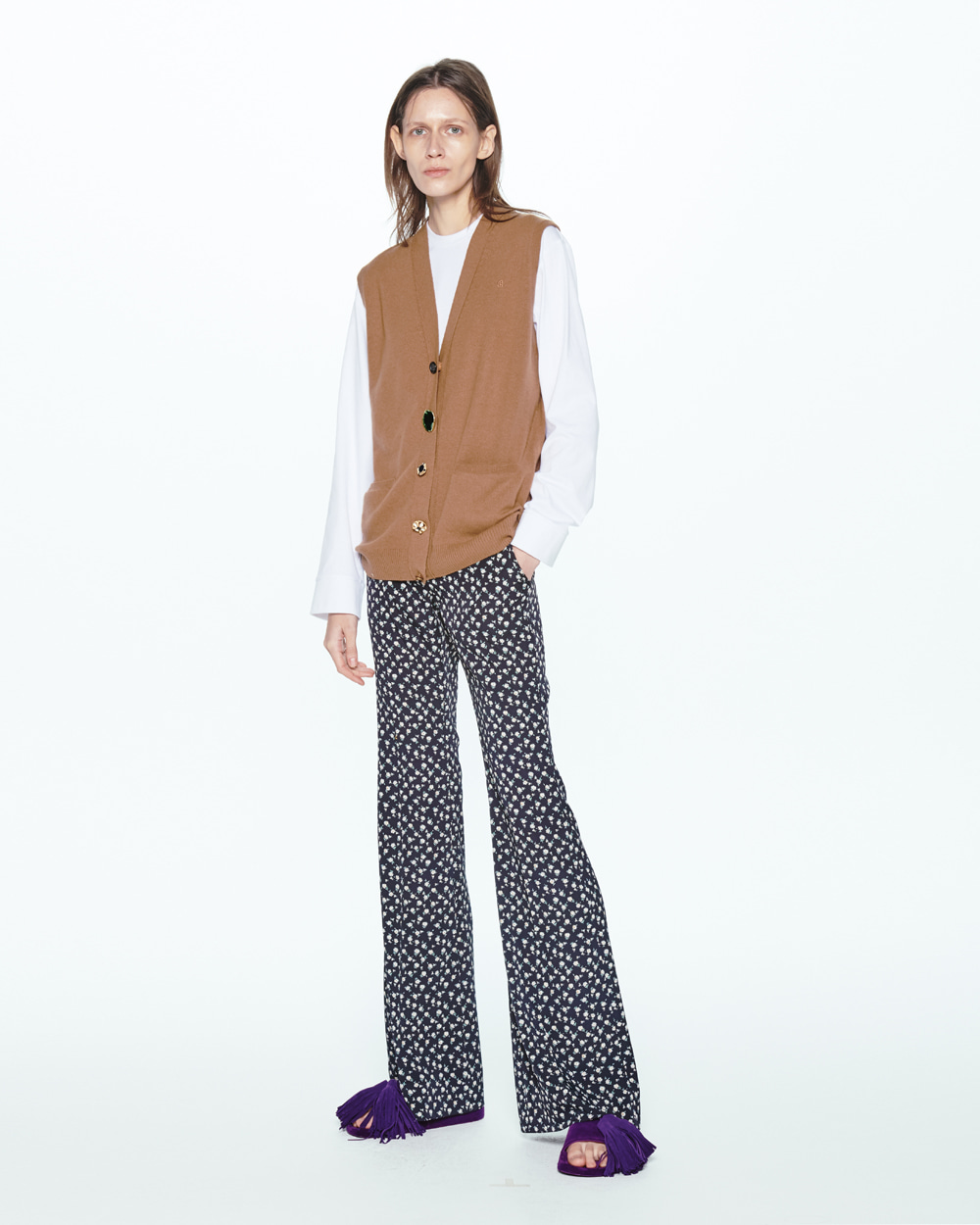 PF20 BELL BOTTOM TROUSERS