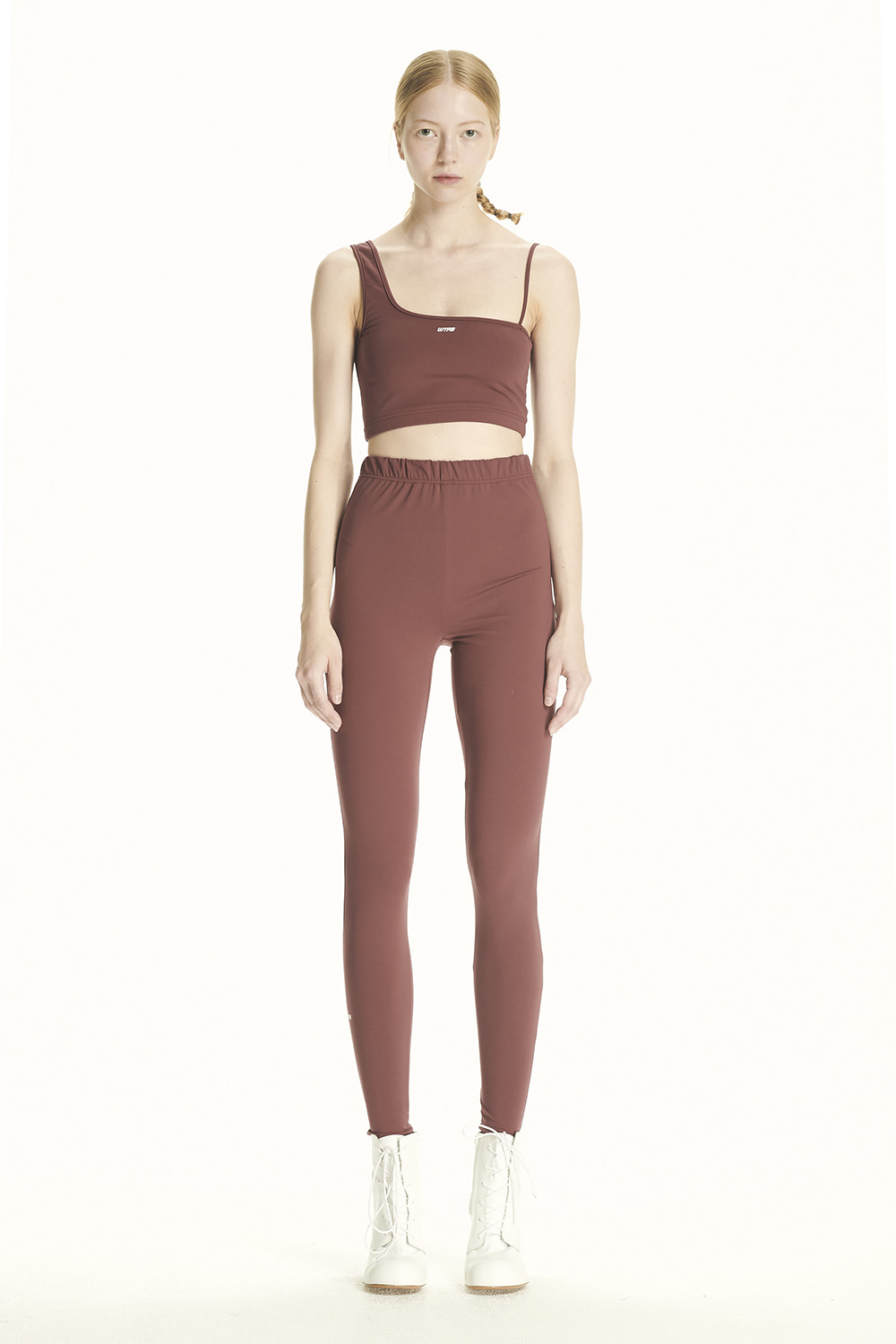PS21 WTPB LOGO WINE LEGGINGS