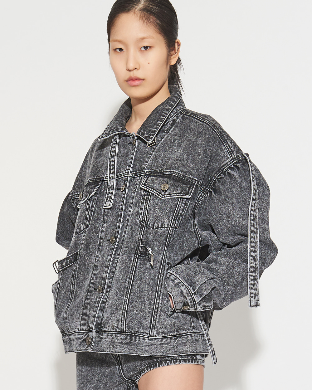 TRANSFORMER DENIM JACKET