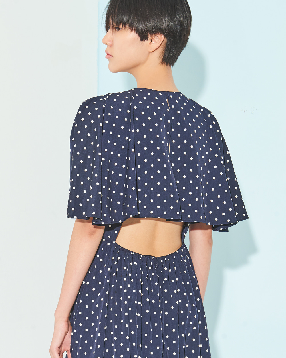 DOT POLKA DRESS