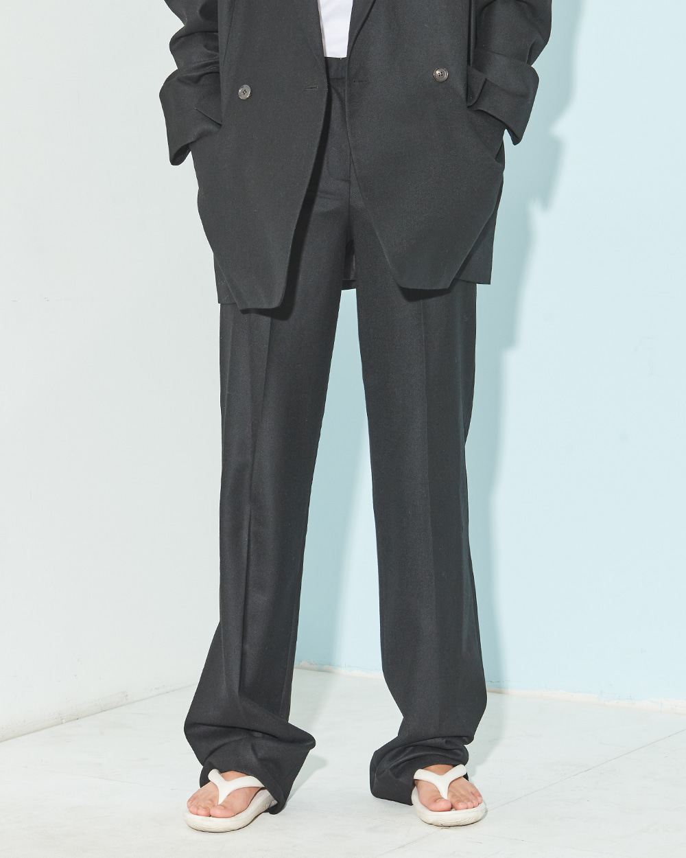 PF19 WIDE-LEG PANTS