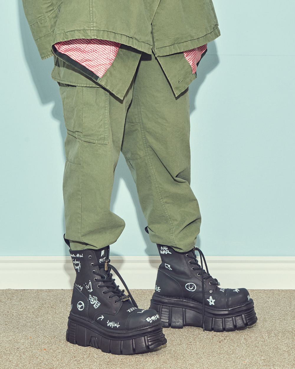 BACK-UP CARGO PANTS
