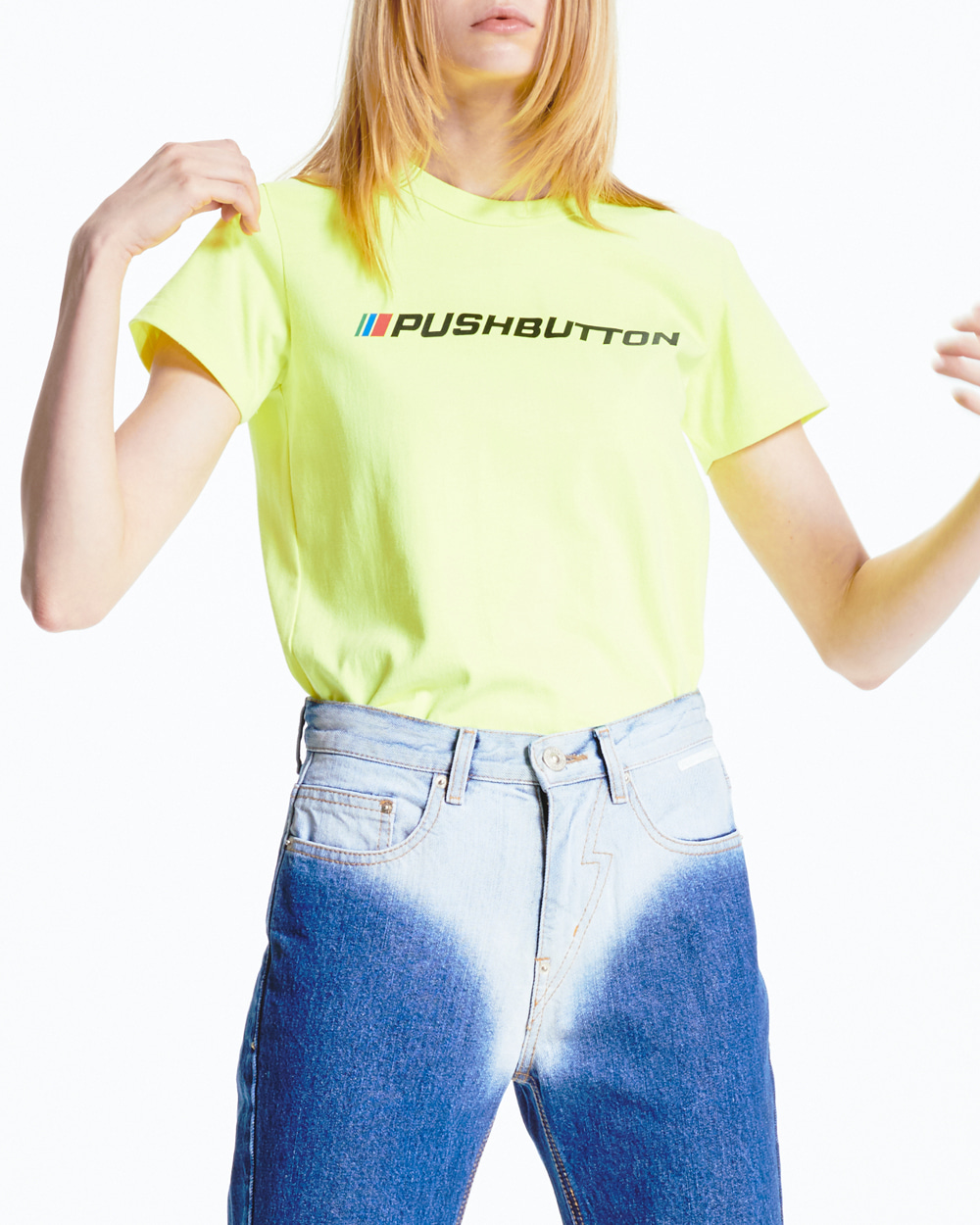 NEON SLIM FIT T-SHIRT