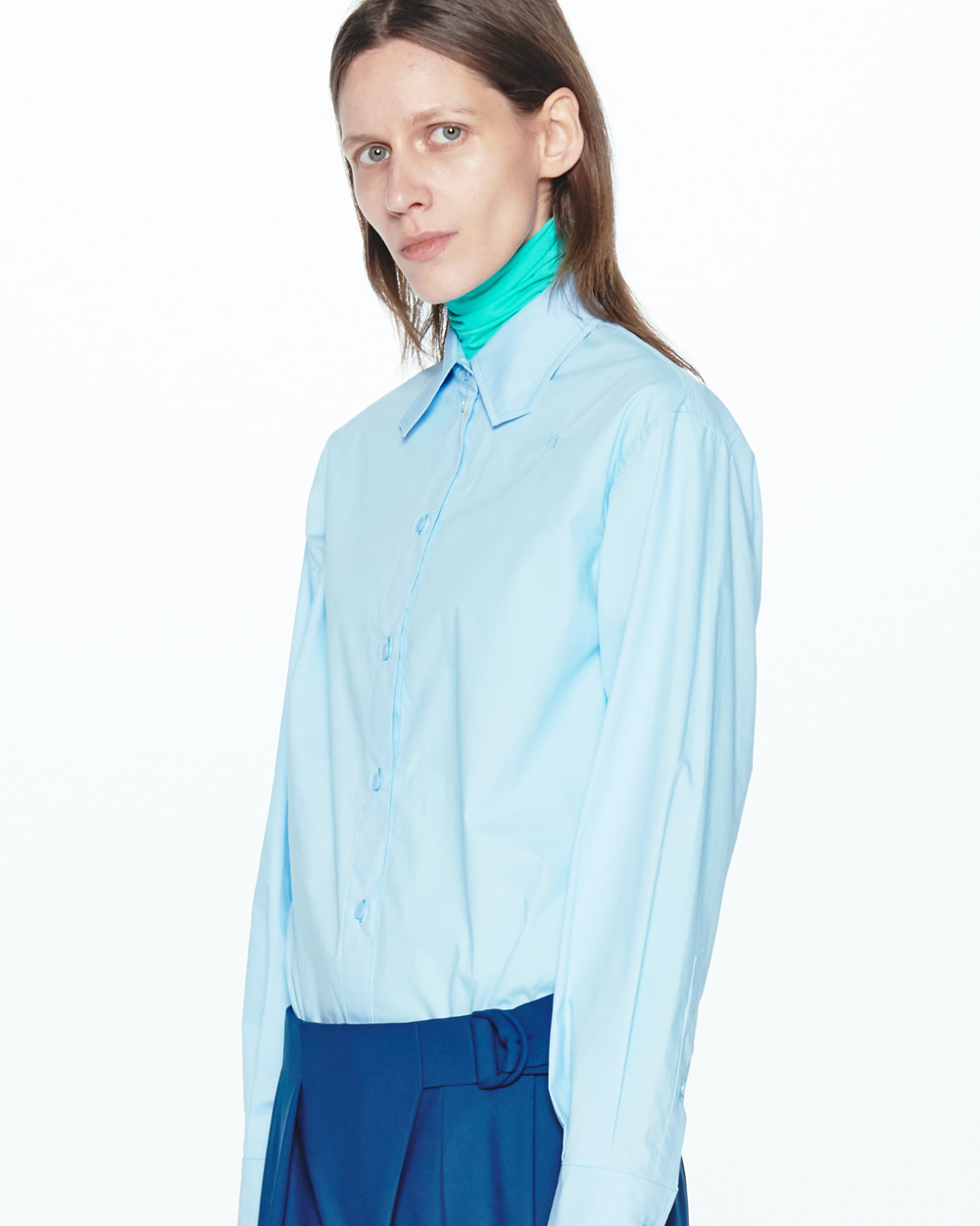 PF20 UNIQUE COLLARED SHIRT