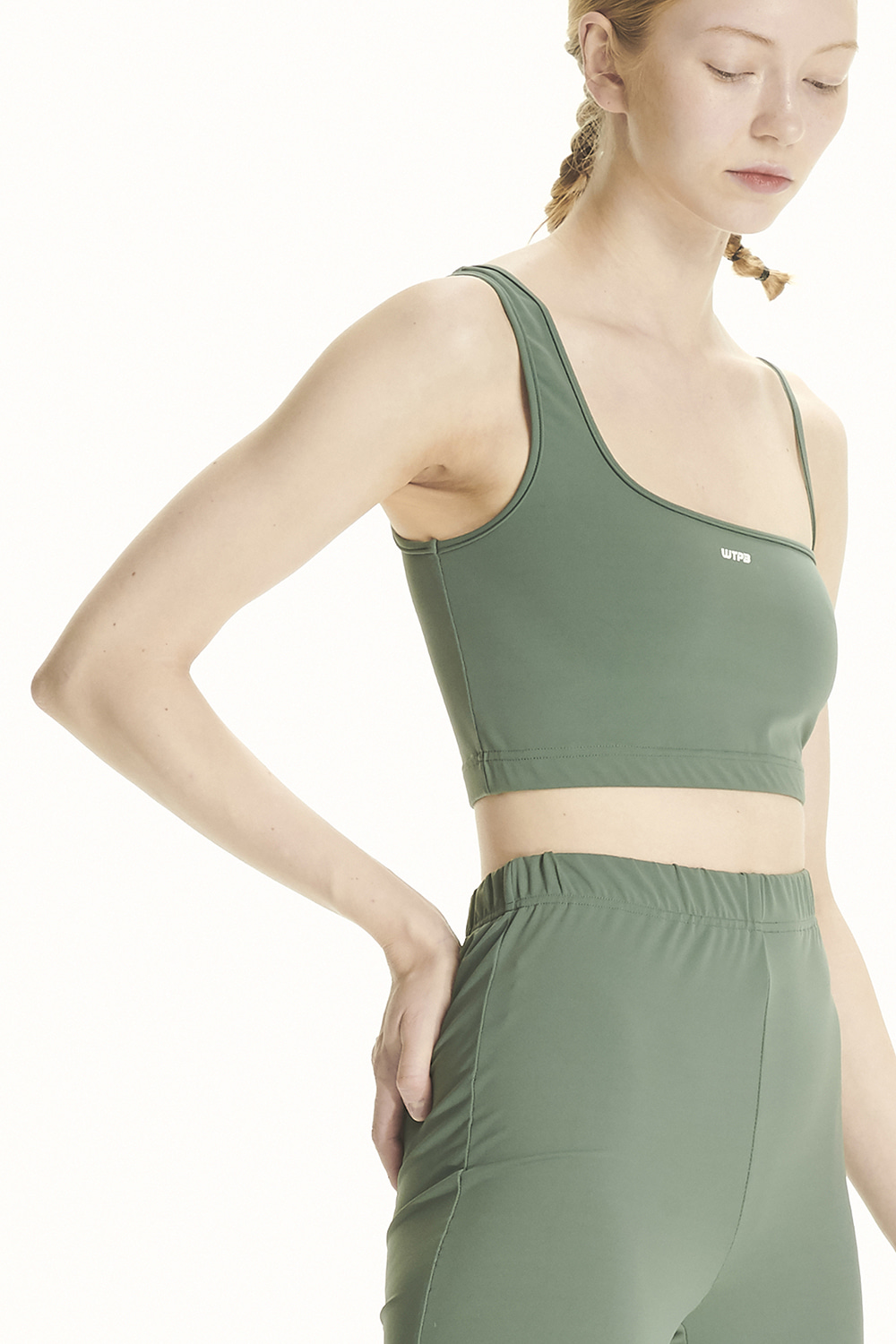 PS21 WTPB KHAKI BRA TOP